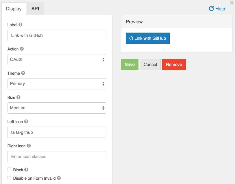 Form io Help   Integrations