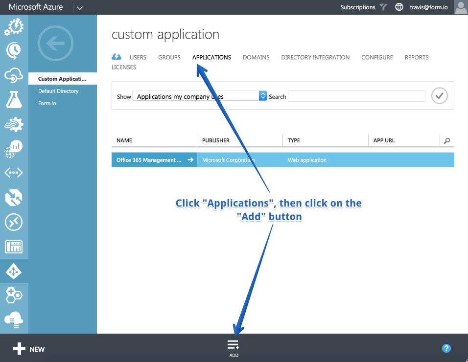 Form io Help | Integrations