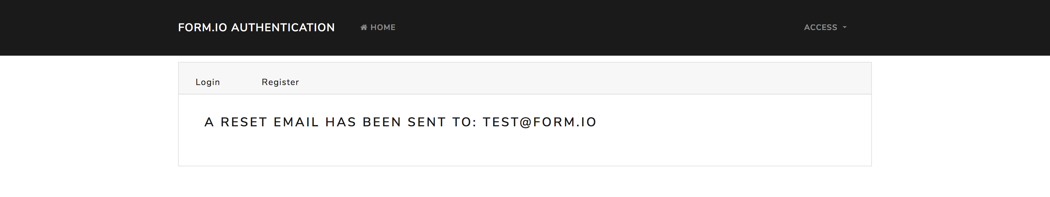 Form io Help | Tutorials